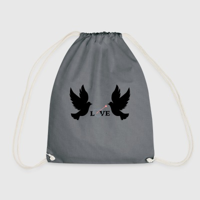 doves - Drawstring Bag