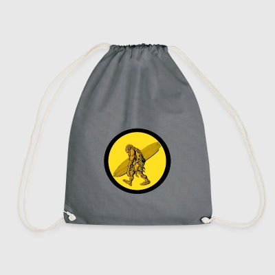 TROGLO SURF - Drawstring Bag