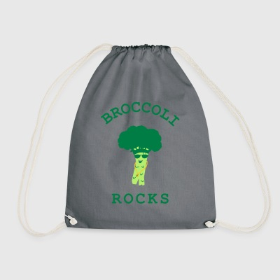 BROCCOLI ROCKS - Sportstaske