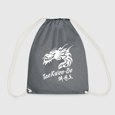 Taekwondo Dragon - Drawstring Bag
