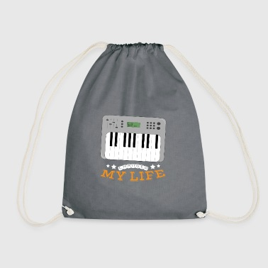 Synthesizer Changed My Life - Drawstring Bag
