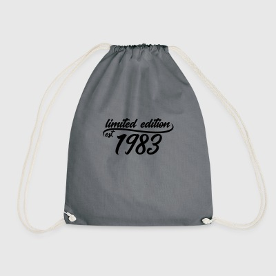 Limited Edition est 1983 - Drawstring Bag