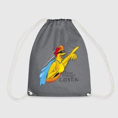 Chicken Lover - Drawstring Bag