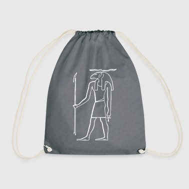 Ancient Egyptian God - Drawstring Bag