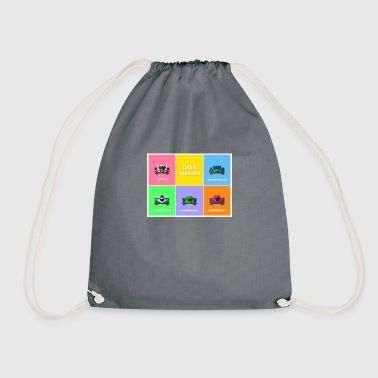 dashwarriors - Drawstring Bag