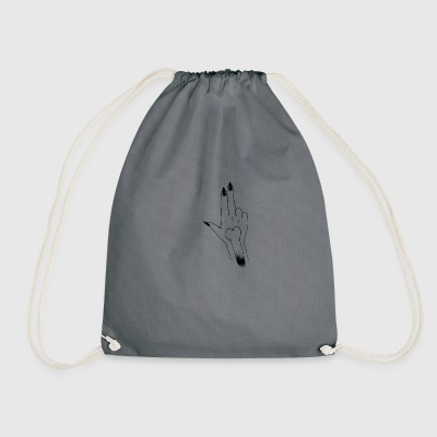 Main old school - Drawstring Bag