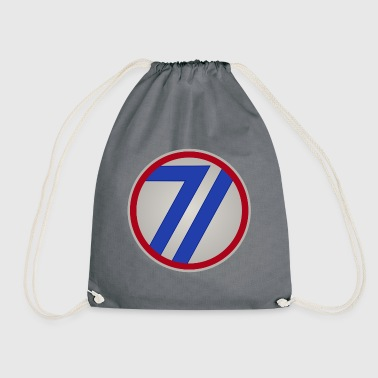 US 71st Infantry Division - Gymbag