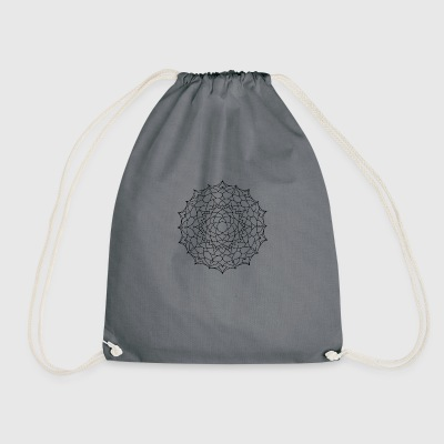 Lotus 1 - Drawstring Bag