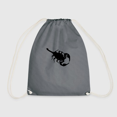 scorpion - Drawstring Bag