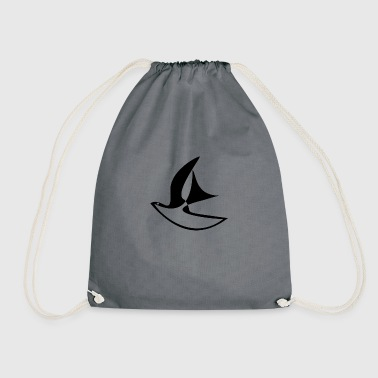 Freedom / Peace Dove - Drawstring Bag
