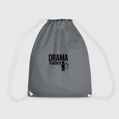 Drama teacher - Drawstring Bag