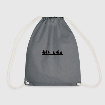 Refugee - Drawstring Bag