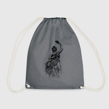 Around The World: Bavaria - Munich - Drawstring Bag