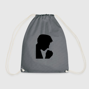 prayer - Drawstring Bag