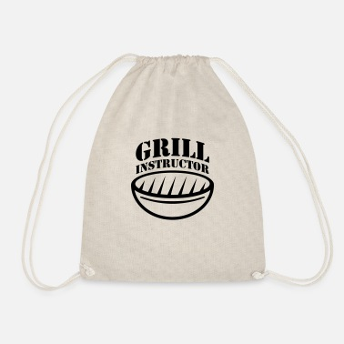 Grill Instructor Grill Instructor Design - Sacca sportiva