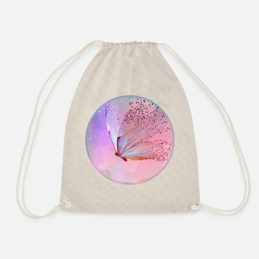 summer wind - Drawstring Bag