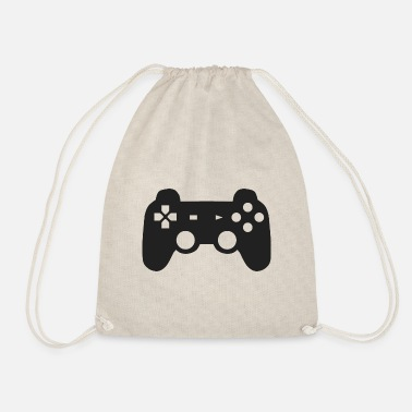 Gamepad gamepad - Drawstring Bag