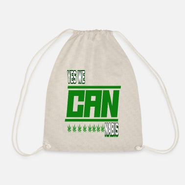 Yes We Can Yes we can ... nabis - Drawstring Bag