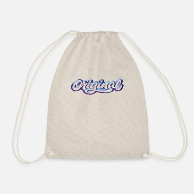 Original original - Drawstring Bag