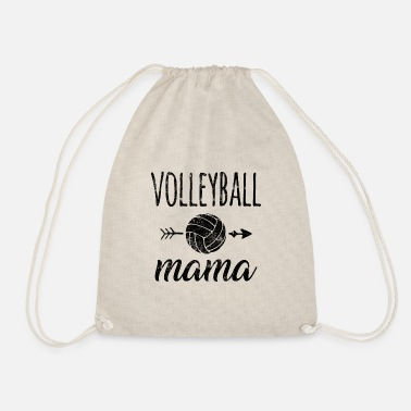 Volley Volleyball Mama - Turnbeutel