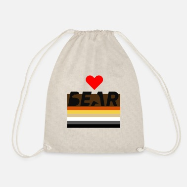 Berlin Bear Bear Gay LGBT - Drawstring Bag