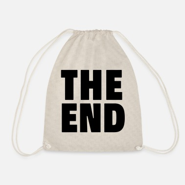 End The End - Drawstring Bag