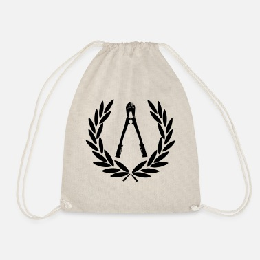 Bolt bolt cutters - Drawstring Bag