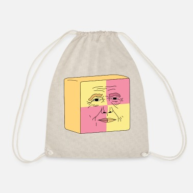 David Battenborough - Drawstring Bag