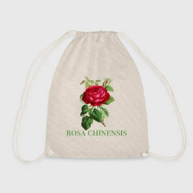 rose - Drawstring Bag