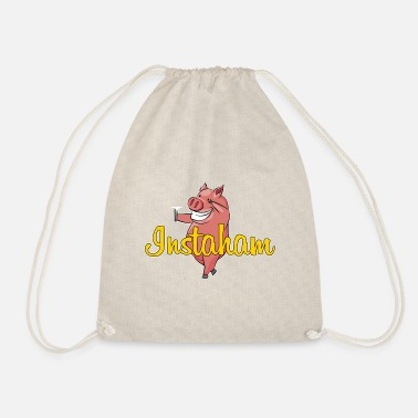 Instagram Instagram - Drawstring Bag