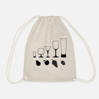 Liquor Liquor - Drawstring Bag