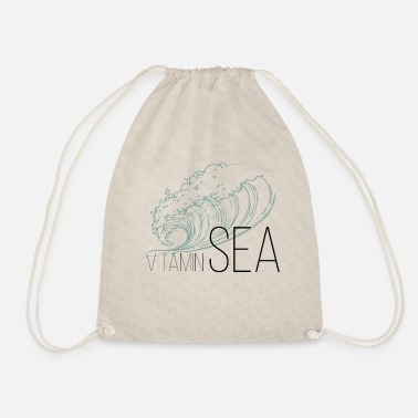 Vitamin Sea - Drawstring Bag