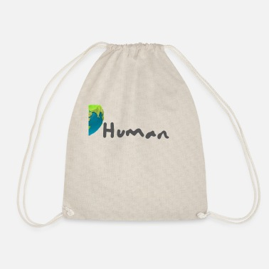 Campaign The Human Campaign - Drawstring Bag