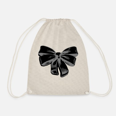 Ribbons ribbon - Drawstring Bag