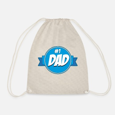 Daddy Of The Year Daddy of the year - Drawstring Bag