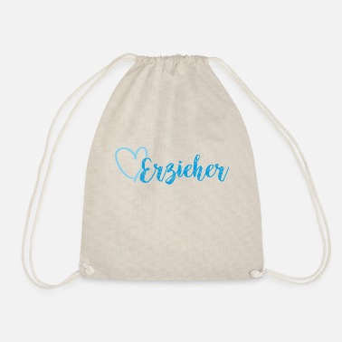 Best Educator Teacher Teacher Educator T-Shirt - Drawstring Bag