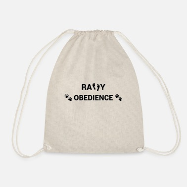 Rally Obedience Rally Obedience - Drawstring Bag
