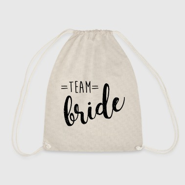 team Bride - Gymtas