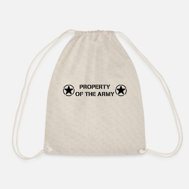 Property property - Drawstring Bag