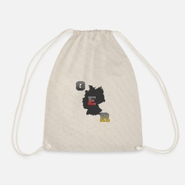 Germany Germany - Germany - Drawstring Bag