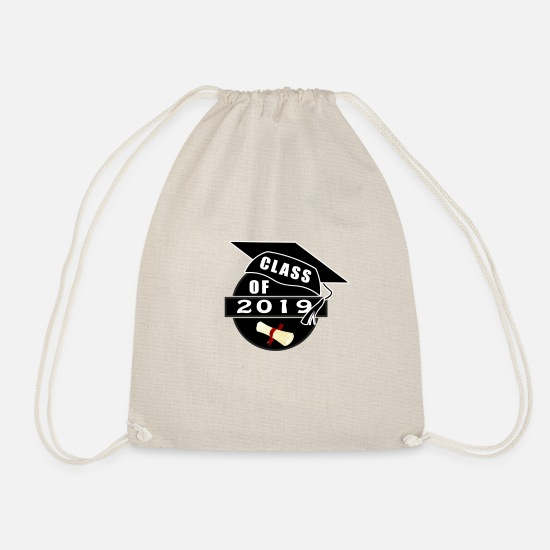 Role Bags & Backpacks - Graduation - Drawstring Bag nature