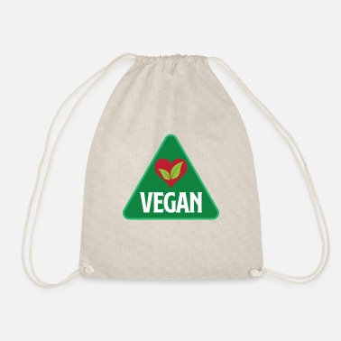 Health Vegan Health Protection des animaux - Sac à dos cordon