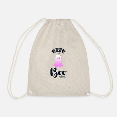 2020 is boo sheet gift - Drawstring Bag