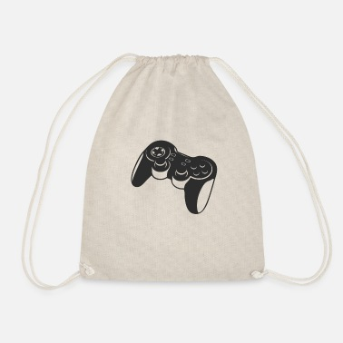 Joystick joystick - Drawstring Bag