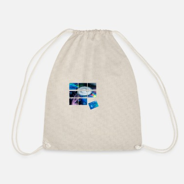 CD in 9 parts - Drawstring Bag