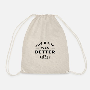 Was The book was better - Sac à dos cordon