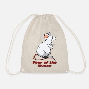 Years Year of the Mouse - Year of the Council - Drawstring Bag