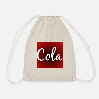 Cola cola - Drawstring Bag