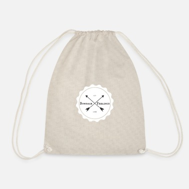 Feeling Feeling - Drawstring Bag