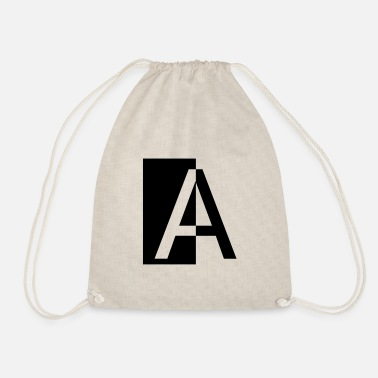 Ángel To 3 - Drawstring Bag